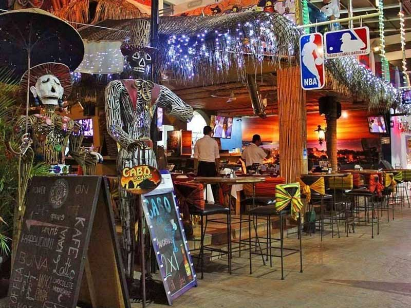 Cabo Cantina Restaurant street view